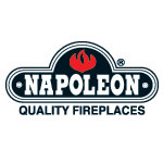 Napoleon4 gas and wood burning Stoves