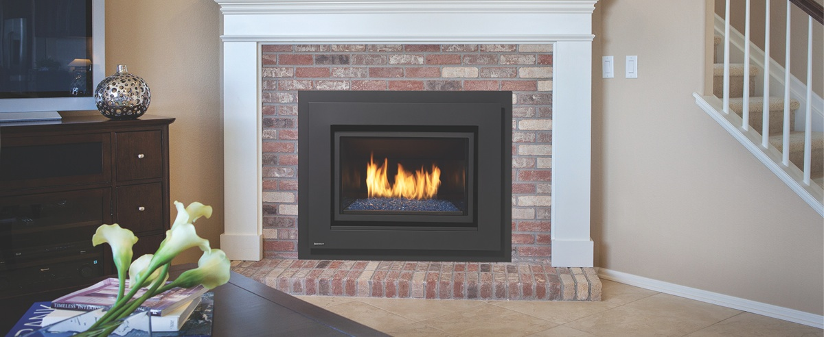 The Ultimate Set of Gas Logs – Direct Vent Fireplace Insert - The ...
