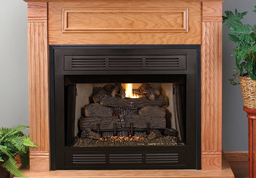 Superior Gas Vent Free Fireplace Vrt Vct3000